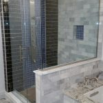 nice tile shower